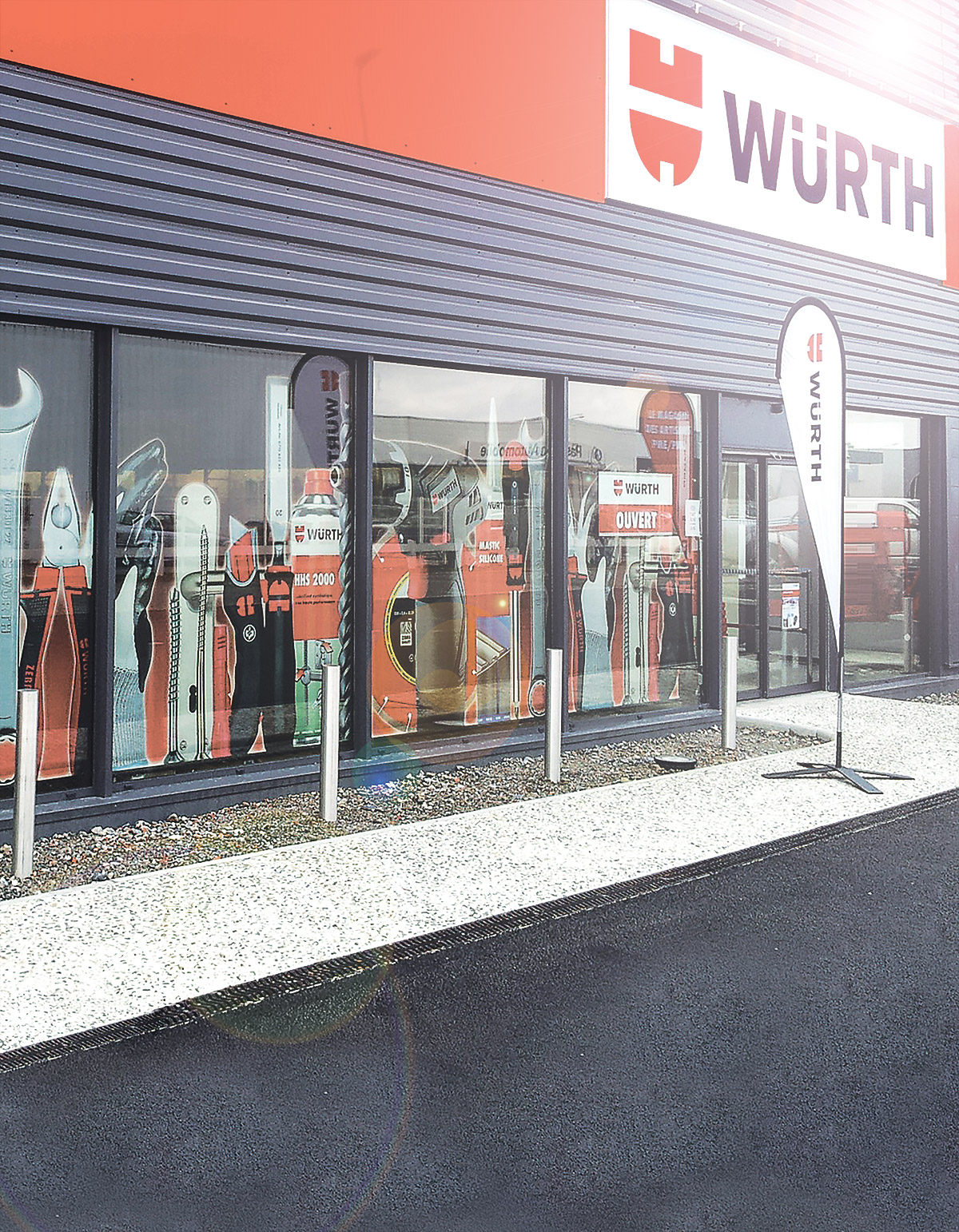 magasin wurth modyf France