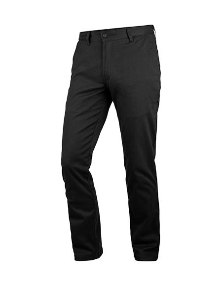 Pantalon Chino Homme Noir