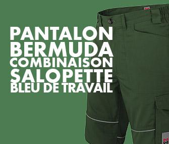 Pantalons de travail personnalisés