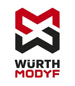 les chaussures de sécurité de marque Würth MODYF