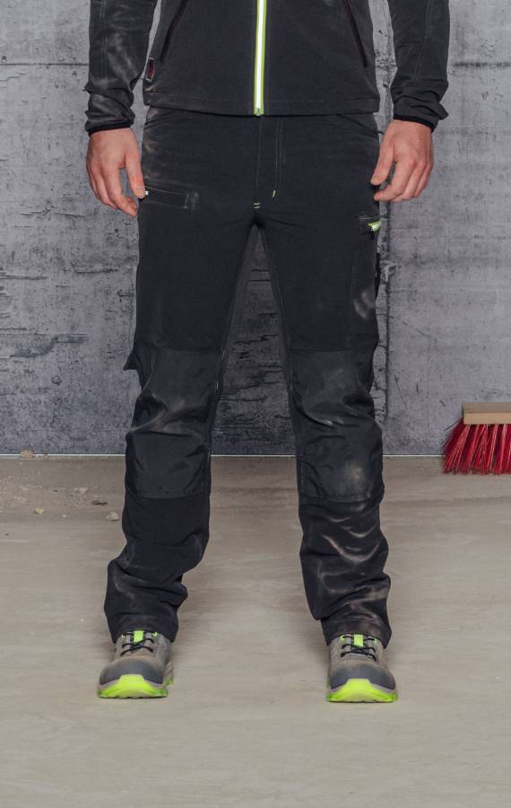 Trouser Stretch Evolution
