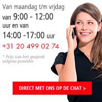Contact opnemen met MODYF