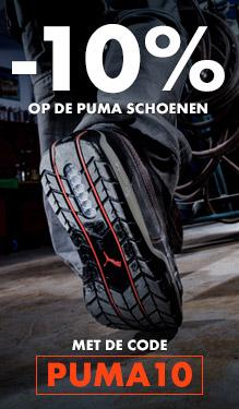 puma reducie met de code PUMA10