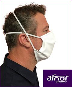 La norme AFNOR pour les masques