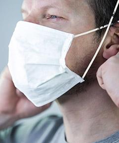 Masque protecteur professionnel