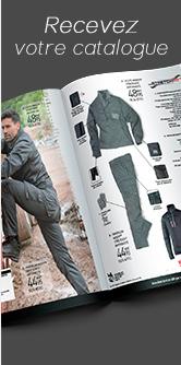 Catalogue vêtements de travail et chaussures de sécurité