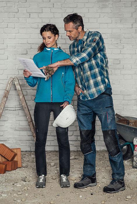 Würth MODYF, spécialiste des vêtements de travail et chaussures de sécurité