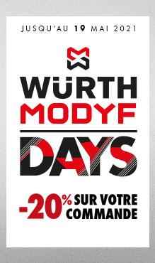 Modyf Days : -20% sur tout le site !