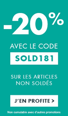 Soldes sur Modyf.fr