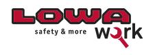 Lowa Work logo