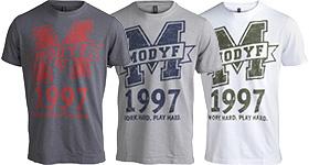 Die beste Tshirts von Modyf