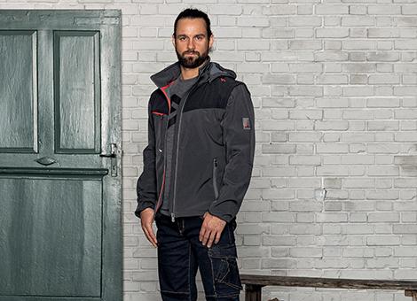 Funktionelle Softshelljacken & warme Winter Softshell Jacken