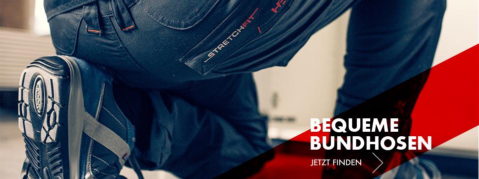 Bequeme Bundhose für Handwerker