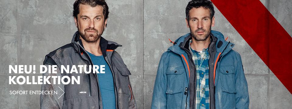 Arbeitskleidung stylisch und robust: Neuheiten für Herbst Winter