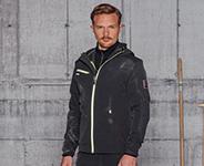 Stretch Evolution Kollektion: Robuste Arbeitskleidung im Outdoor-Look
