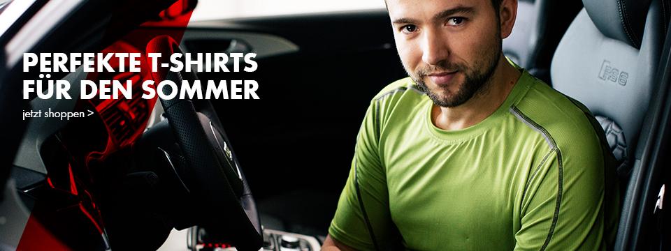 Sommer T-Shirts für die Arbeit