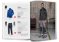 Arbeitskleidung und Sicherheitsschuhe Katalog 2019/2020