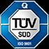 ISO 9001 - Qualitätsmanagementsystem