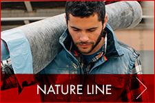 Nature Linie : robuste und stylische Arbeitskleidung