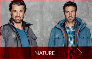 Arbeitskleidung Nature robust & stylisch