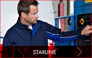 Starline funktionelle un modische Arbeitskleidung