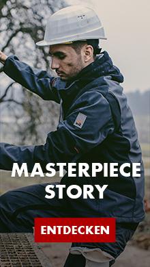 Bauleiter & Master Engin Yaldar entdecken: moderne Arbeitskleidung One Kollektion