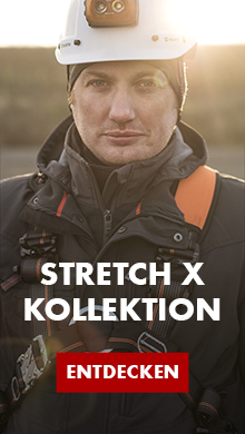 Highlights der Stretch X Kollektion entdecken