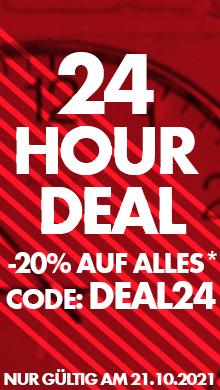 2 HOUR DEAL: Nur heute 20% sparen