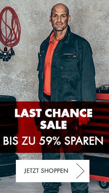 Last Chance Sale: bis zu 59% reduziert