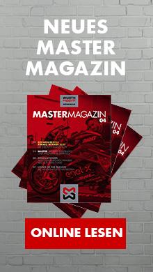 Jetzt das neue Master Magazin Online lesen
