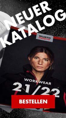 Neuen Katalog 2021/2022 bestellen: Arbeitskleidung & Sicherheitsschuhe reduziert