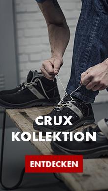 Crux Sicherheitsschuhe entdecken