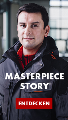 Master & Programmierer Francesco Monica entdecken: Workwear für die Industrie