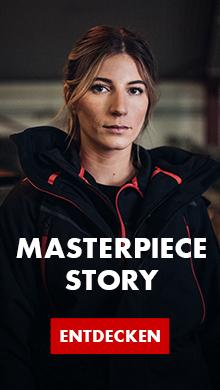 Bauarbeiterin Julia Schäfer: Master Story entdecken