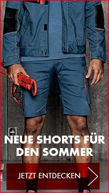 Neue Shorts für den Sommer