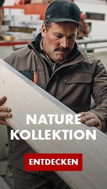 Entdecken Sie die robuste Nature Arbeitskleidung