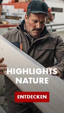 Highlights der Nature Kollektion entdecken