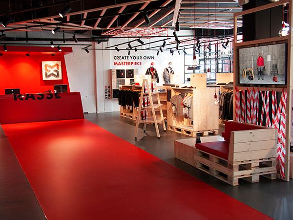 Würth MODYF Masterpiece Store: Arbeitskleidung & Sicherheitsschuhe