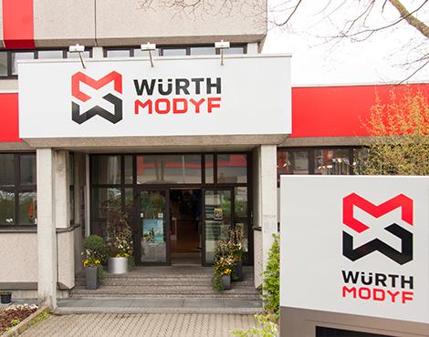 brand new 9b14e c820c Historie von Würth MODYF - Spezialist in Arbeitsschutzbekleidung