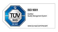 26-02-2019 Erfolgreiche ISO 9001:2015 Zertifizierung