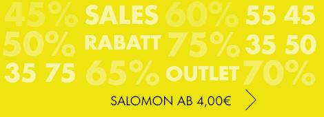 Salomon Outdoorbekleidung