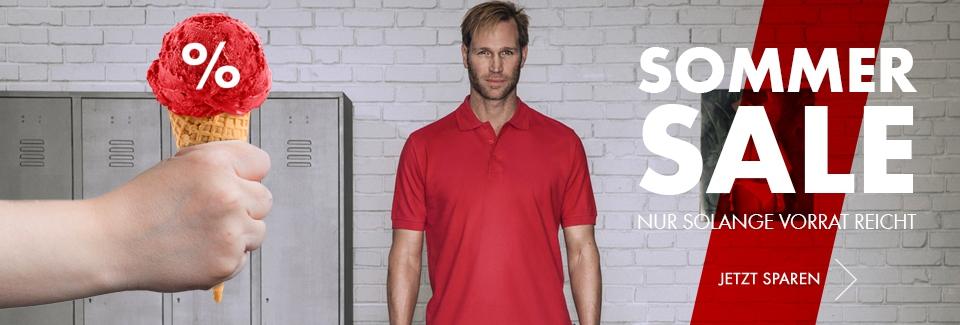 Sommer Sales Arbeitskleidung
