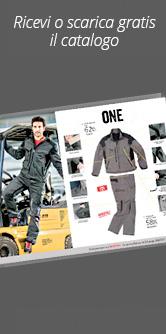 Catalogo abbigliamento da lavoro