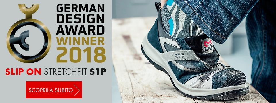 carpa vincitrice German Design