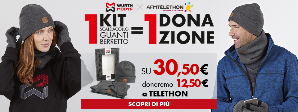 Kit beneficenza
