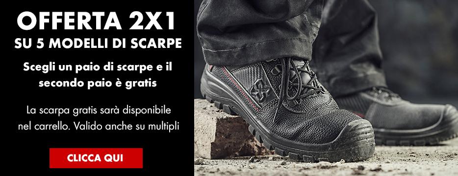 Scarpe 2x1