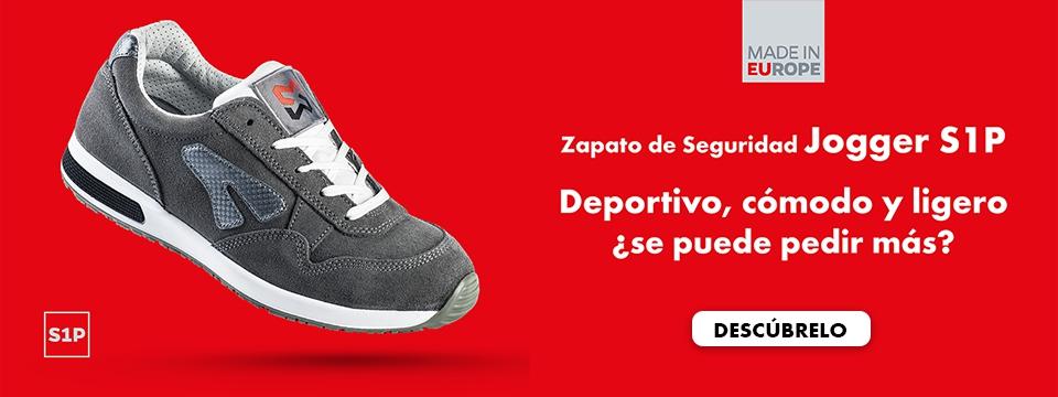 calzado de seguridad jogger