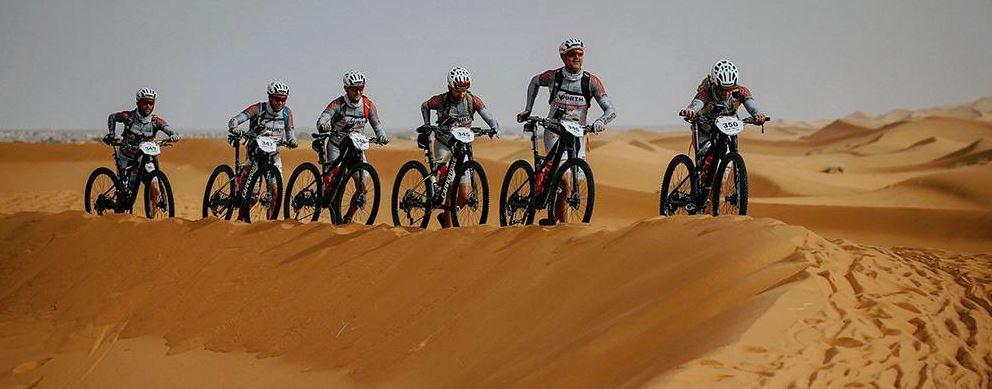 equipo wurth modyf titan desert vestuario ciclista