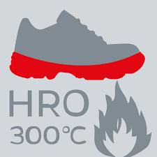 Chaussure de sécu résistante à la chaleur